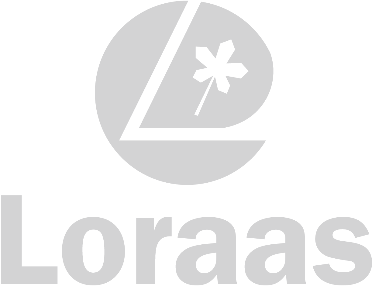 Loraas Recycles logo