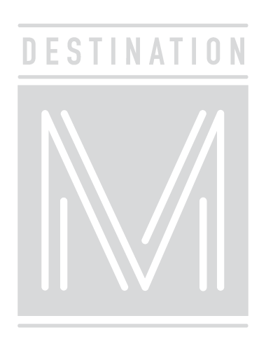 Destination M logo