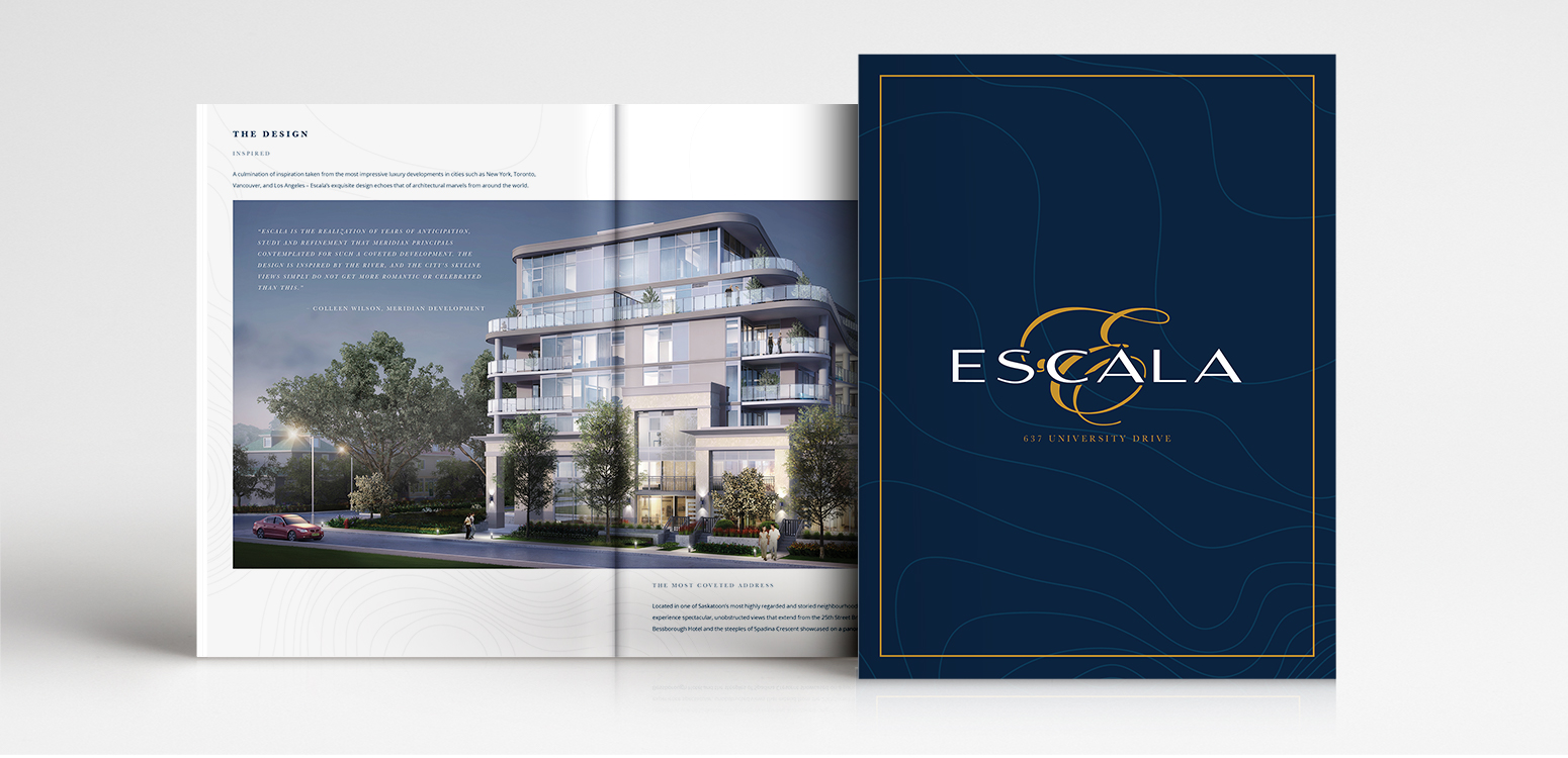 Escala – Marketing Collateral