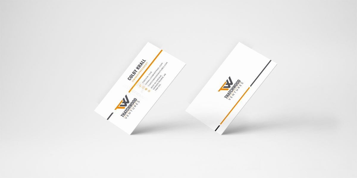Thatchwood Ventures - Business Card example